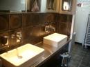 Platte 250x250x22JRI in Bad und WC verwendet