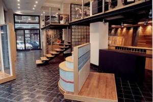 Showroom Verkaufsraum