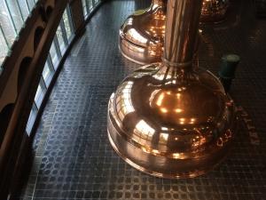 Brewery Sierra Nevada USA - Basalt tiles